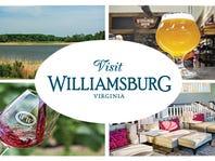 Win a Trip to Explore Williamsburg, VA.