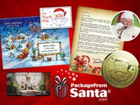 Send a Personalized Package from Santa
