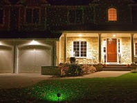 Christmas LED Garden Light
