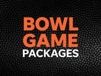 College Bowl Game Packages Available Now!