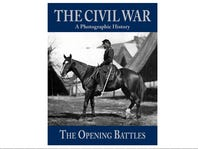 Civil War Photographic Book