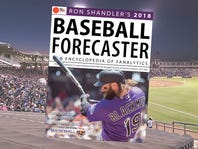 2018 Fantasy Baseball Book at 55% off