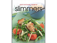 eCookbook: Quick and Easy Meals for Slimmers
