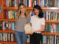 #BookmarkThis with Sarah Jessica Parker & author Fatima Farheen Mirza