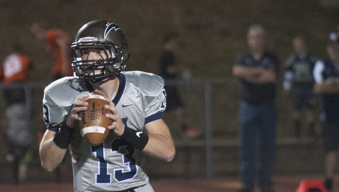 Timber Creek junior quarterback Devin Leary made a verbal commitment Thursday to attend North Carolina State.