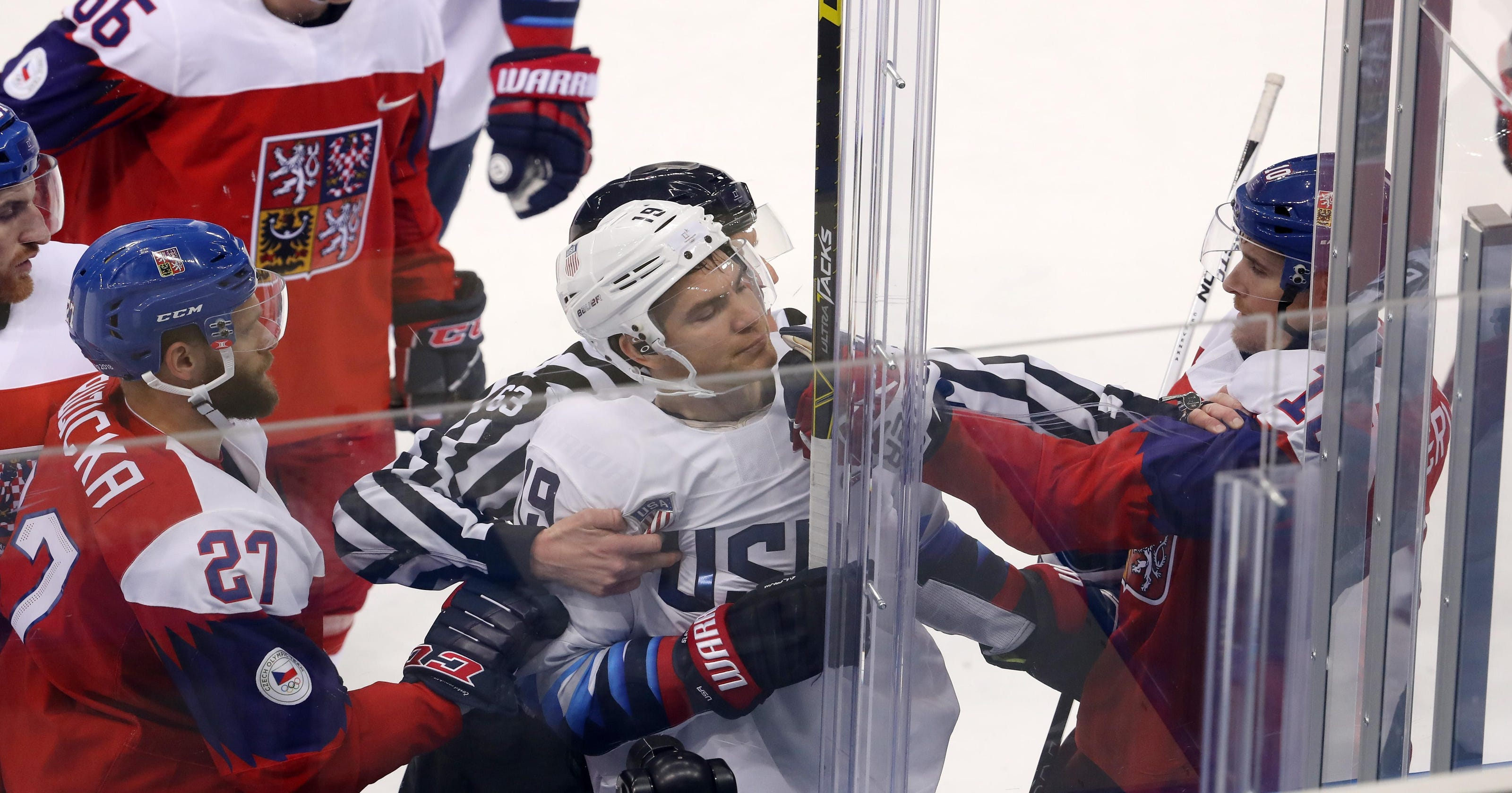 U.S. men s hockey s medal hopes implode in shootout a33f42aad