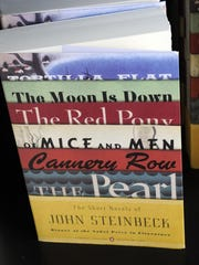 Some of John Steinbeck's most beloved short stories are compiled in this book available in the gift shop at the National Steinbeck Center in Salinas.