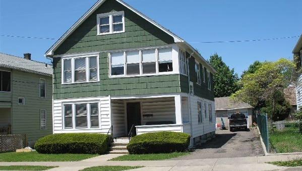 45 Grant St., Binghamton was sold for $93,617 on Aug 10.
