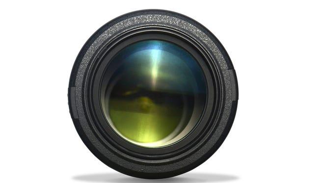 camera lens glass