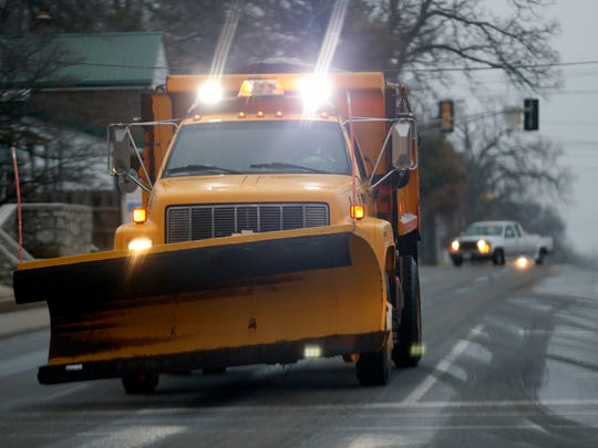 Because weather conditions can change overnight, Springfield Public Schools usually waits until early in the morning to decide whether to cancel school for the day.