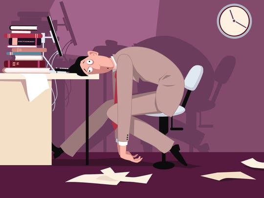 Research suggests working too much can degrade our