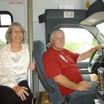 Transportation- Kathy Chandler: driver- Denny Waltman.