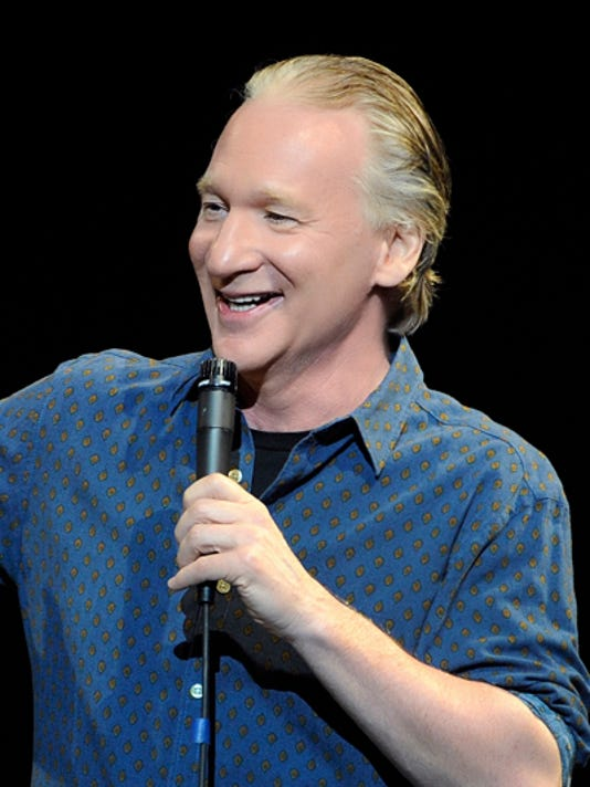 Bill Maher Performs At The Pearl At The Palms Casino Resort