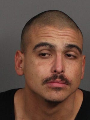 William Kason, 27, of Indio was arrested Dec. 26 in Coachella in connection with the Dec. 24 Rabobank robbery in Indio.