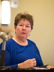Lebanon County Commissioner Jo Ellen Litz