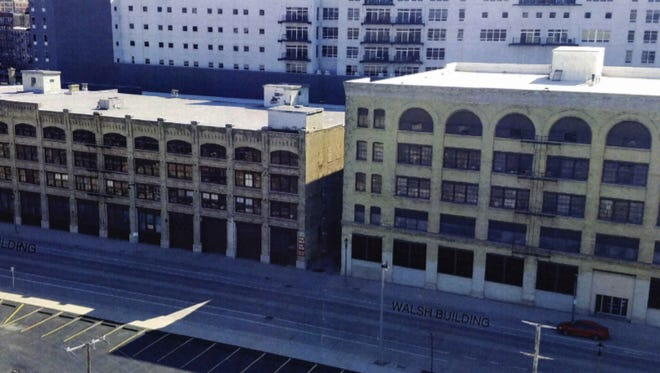 Three connected historic warehouses in Walker's Point would be converted into an events venue under a new proposal.