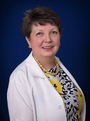Pamela Johnson is a nurse who works with stroke patients at Rockledge Regional Medical Center.