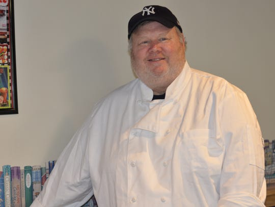 Metuchen restaurateur Dan Slobodien has returned to