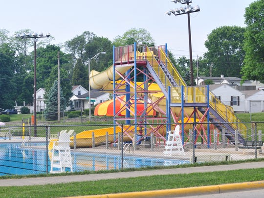 Cordell Municipal Pool remains closed Thursday as Richmond parks department staff work to get it open for the summer.