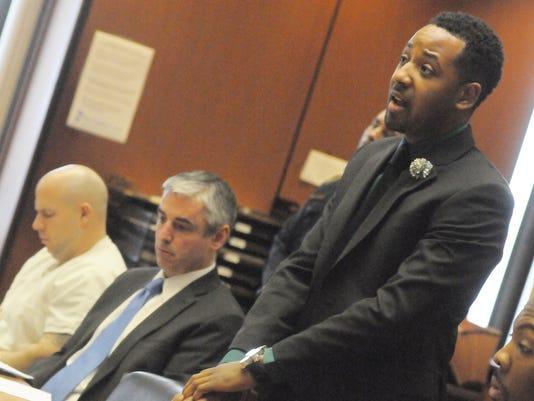 Courter Dash Cam case sentencing