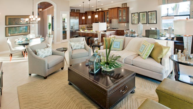 Cordova at Spanish Wells is offering its final homes including two, move-in ready Massiano home designs.