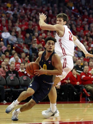 Marquette sohomore guard Markus Howard is averaging 22.5 points per game.