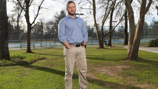 Jeremiah Walsh is the new owner of Sun Oaks Tennis & Fitness.