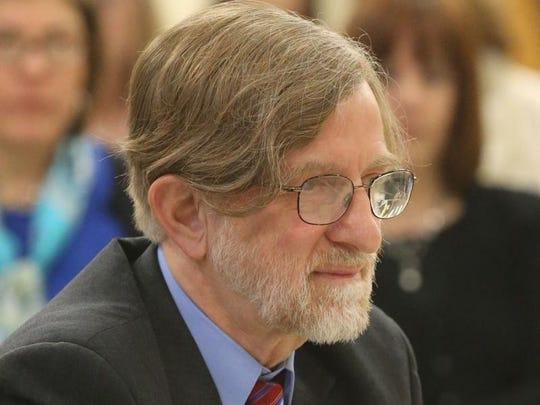 State Sen. Herman Quirmbach, D-Ames.