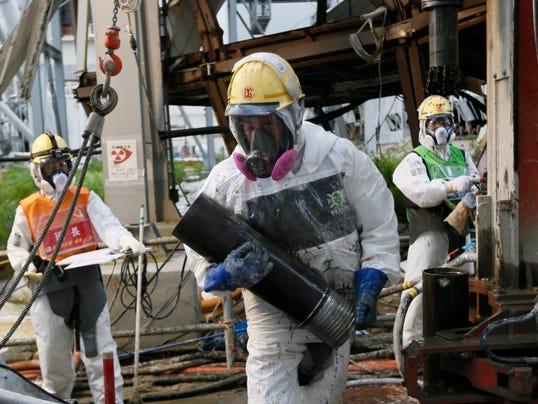EPA epaselect JAPAN FUKUSHIMA TSUNAMI NUCLEAR