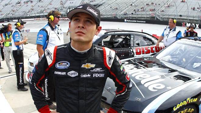 Kyle Larson has won dozens of open-wheel dirt races, won a Camping World Truck Series race in just his fifth start and has been fast overall in the Nationwide Series for a rookie