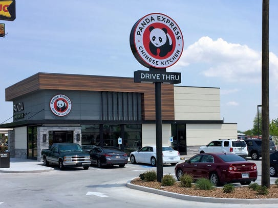 Panda Express is among the new eating options that