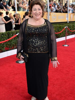 Margo Martindale also stars on CBS' 'The Miller's and FX's 'The Americans.'