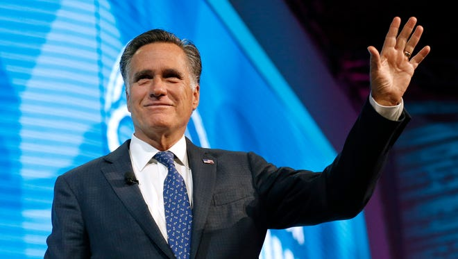 Mitt Romney, the former presidential candidate, will run for Utah's U.S. Senate seat.