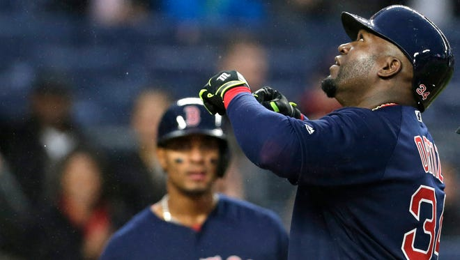 David Ortiz may head into retirement with the greatest season ever for a 40-year-old player.