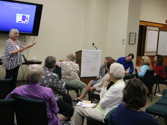 The Sisters of Mercy of the Americas hosted Sharon