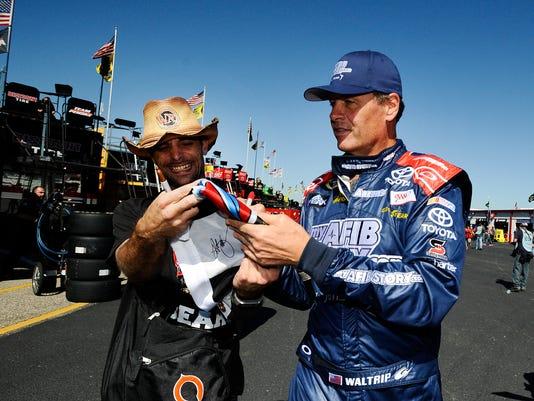 NASCAR Talladega Waltrip Auto Racing