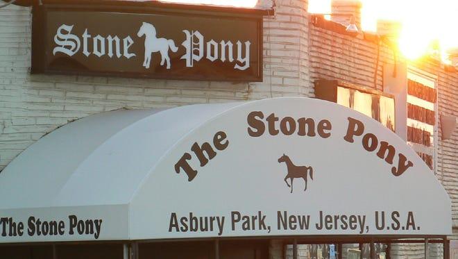 Party zone: The Stone Pony.