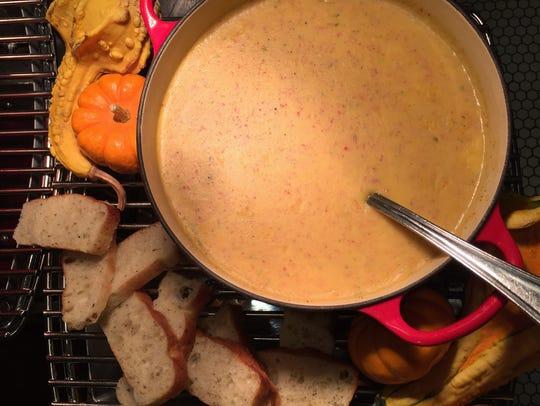 Downtown Indy's Subito soup shop has butternut squash