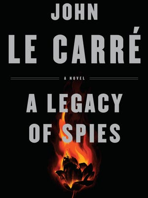 'A Legacy of Spies' by John le Carre