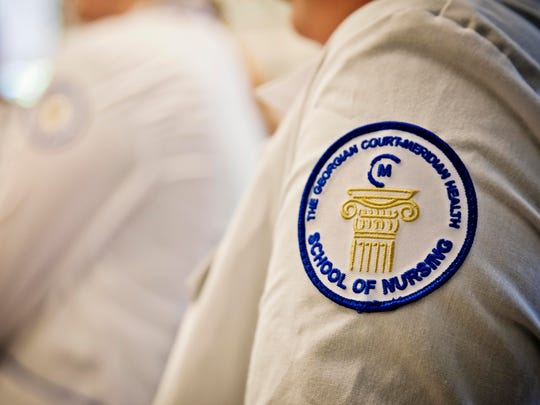Photo of GCU School of Nursing Patch