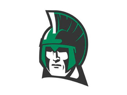 York College Spartans logo