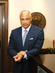 Former congressman and U.S. Agriculture Secretary Mike Espy, a Democrat, is running for U.S. Senate in the Nov. 6 special election.