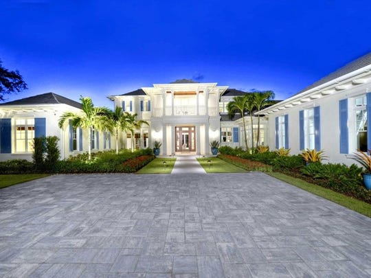 3510 Fort Charles Drive sold for $13,000,000 in 2016, making it one of the year's top 10 Naples home sales.