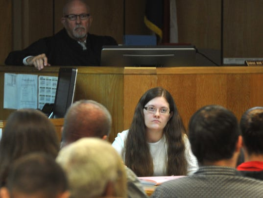 Jury selected in injury to child trial against Sara Anne Woody