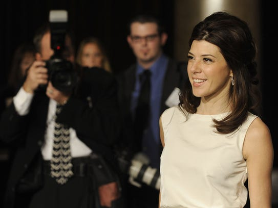 Marisa Tomei, nominated for best actress in a supporting