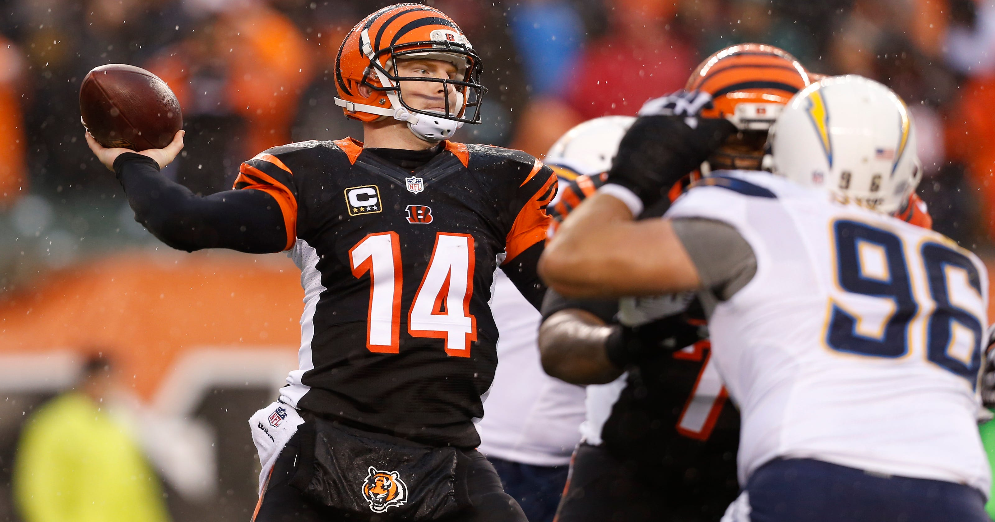 Video: What is Andy Dalton's value?