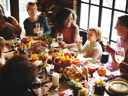 Our idea of the perfect Thanksgiving is based on cultural expectations and family idiosyncracies.