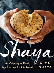 Alon Shaya's new book chronicles his life journey through