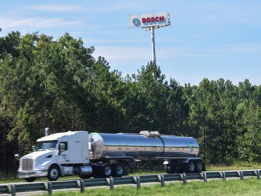 Robert Bosch LLC is among companies that have helped