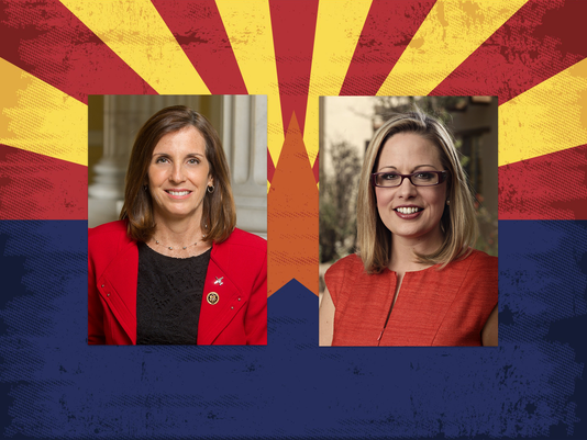 Martha McSally Kyrsten Sinema